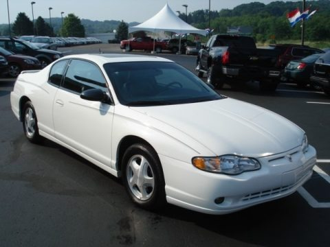 2005 chevrolet monte carlo lt data info and specs. Black Bedroom Furniture Sets. Home Design Ideas