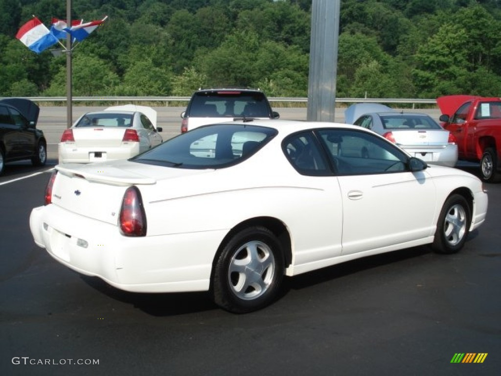 White 2005 Chevrolet Monte Carlo LT Exterior Photo #67379393