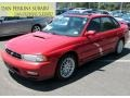 1999 Rio Red Subaru Legacy GT Sedan #67340026