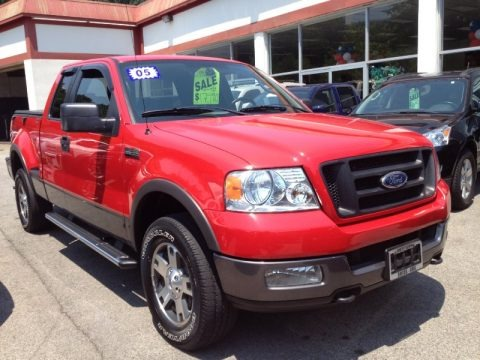 2005 ford f150 fx4 supercab 4x4 data info and specs. Black Bedroom Furniture Sets. Home Design Ideas