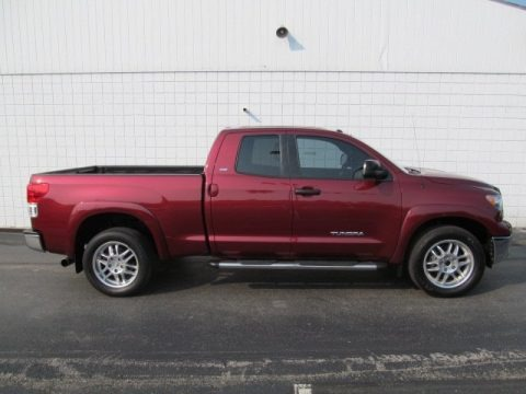2010 Toyota Tundra X-SP Double Cab Data, Info and Specs