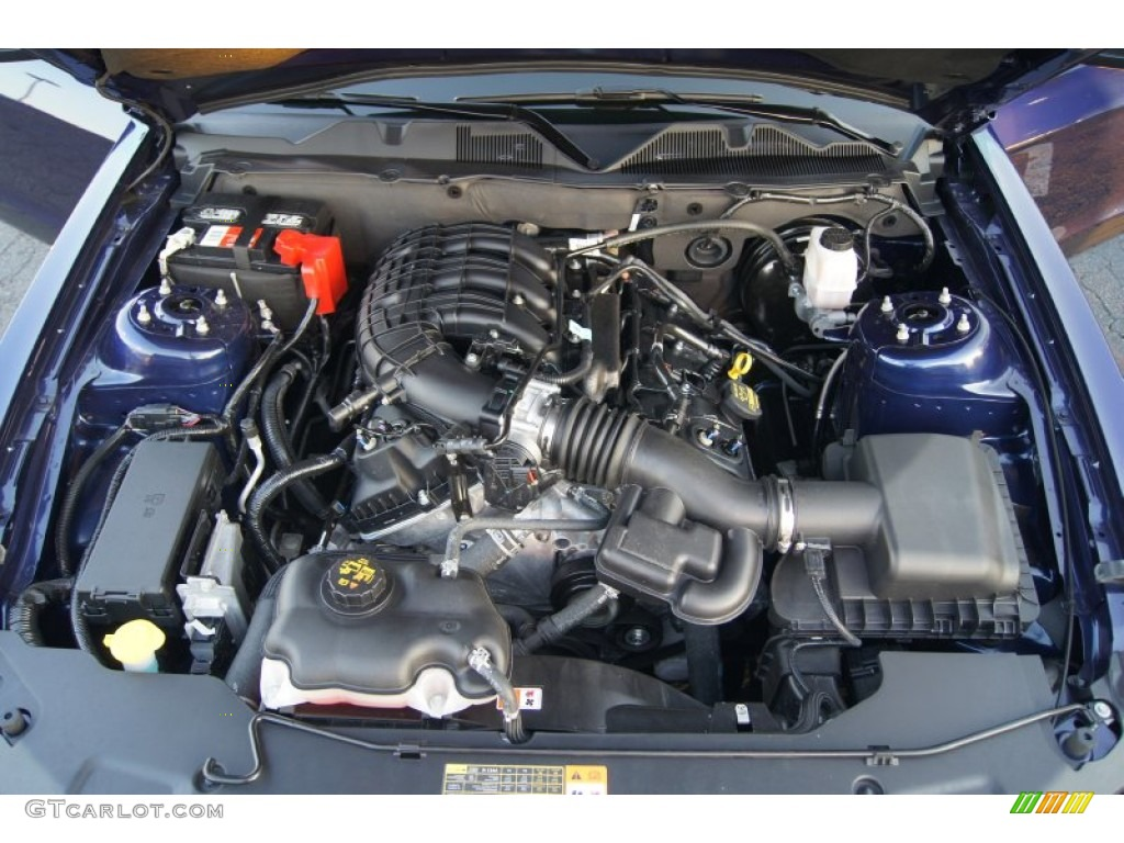 2012 ford mustang v6 coupe 3 7 liter dohc 24 valve ti vct. Black Bedroom Furniture Sets. Home Design Ideas