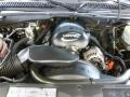 2002 Medium Charcoal Gray Metallic Chevrolet Silverado 1500 LS Crew Cab 4x4  photo #20