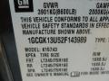 2002 Medium Charcoal Gray Metallic Chevrolet Silverado 1500 LS Crew Cab 4x4  photo #30