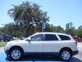 2009 Gold Mist Metallic Buick Enclave CX  photo #2