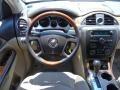 2009 Gold Mist Metallic Buick Enclave CX  photo #20