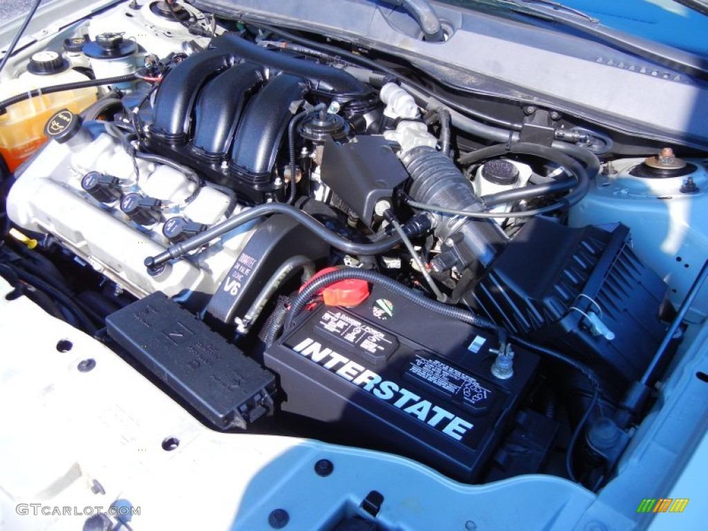 2005 Mercury Sable Ls Sedan 3 0 Liter Dohc 24