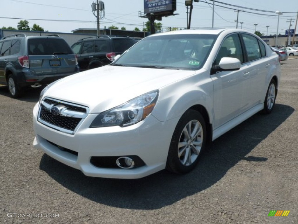 satin white pearl 2013 subaru legacy 3 6r limited exterior. Black Bedroom Furniture Sets. Home Design Ideas