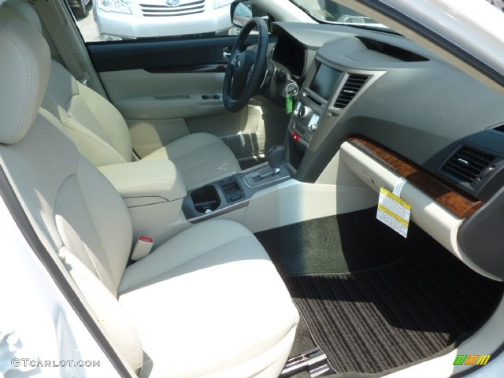 Ivory Interior 2013 Subaru Legacy 3 6r Limited Photo 67397273