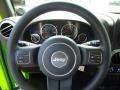 Black Steering Wheel Photo for 2012 Jeep Wrangler #67403733