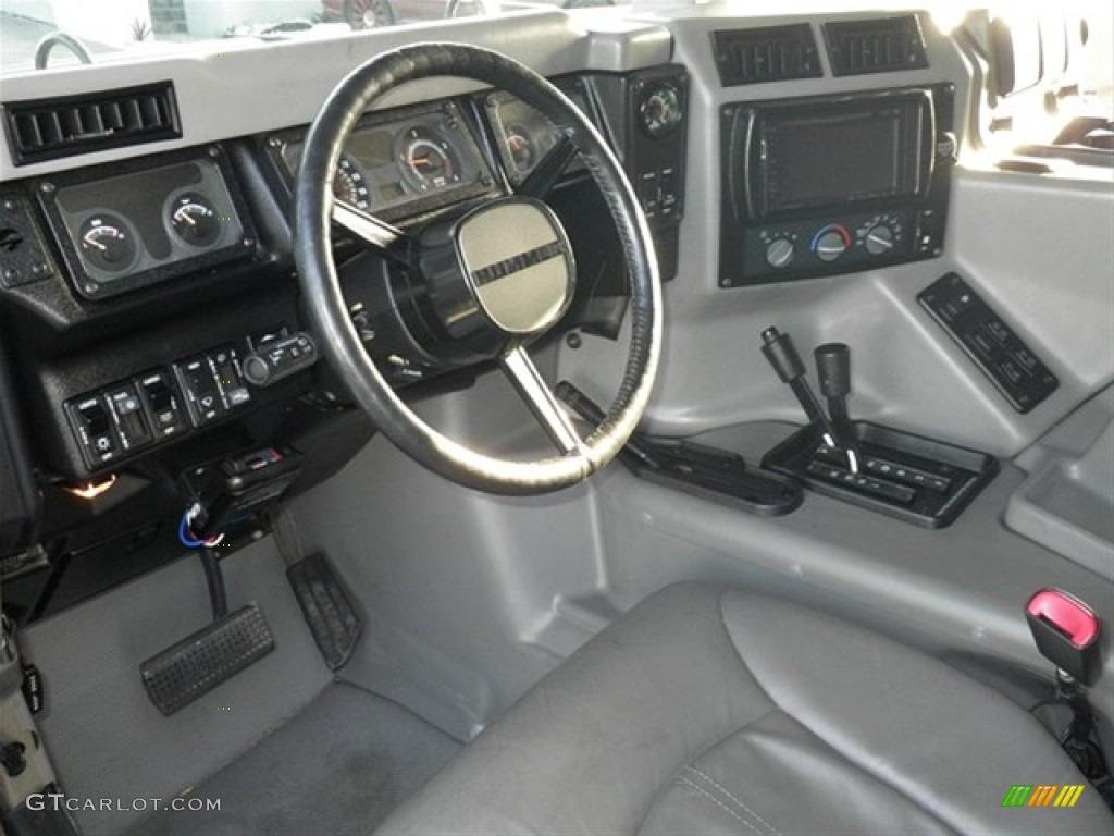 2003 Hummer H1 Alpha Wagon Interior Photo #67414818