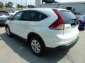 2012 White Diamond Pearl Honda CR-V EX 4WD  photo #2