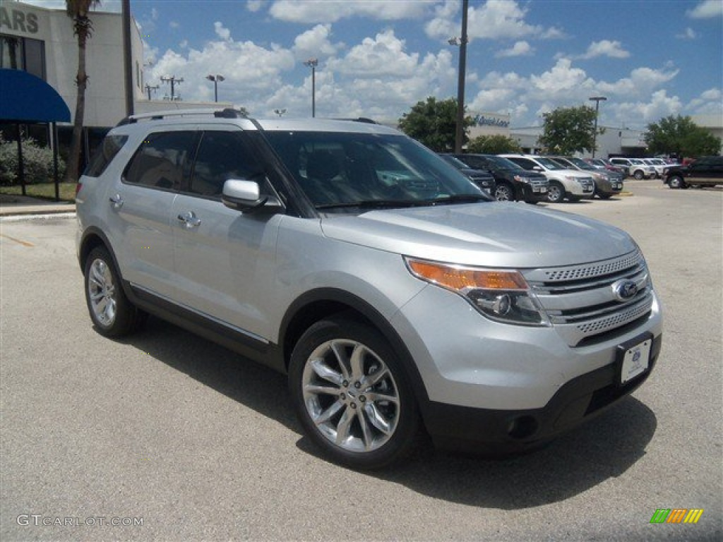2013 ford explorer limited ingot silver metallic color charcoal. Cars Review. Best American Auto & Cars Review