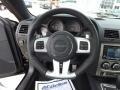 Dark Slate Gray Steering Wheel Photo for 2012 Dodge Challenger #67439572