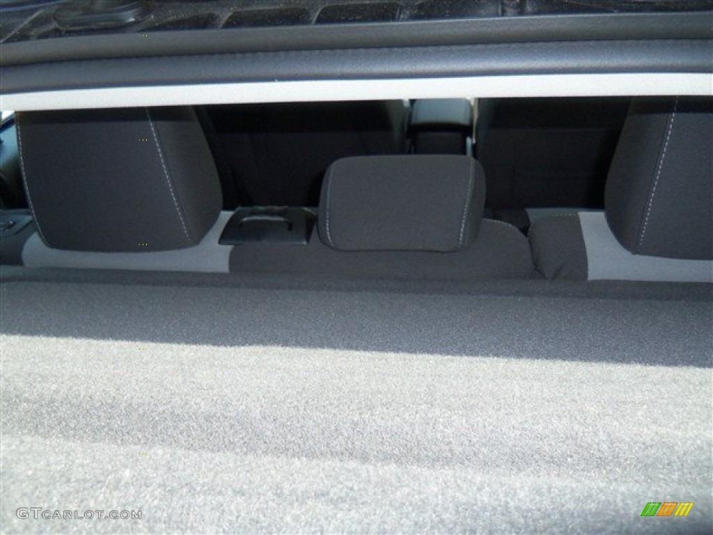 2012 Focus SE Sport 5-Door - Tuxedo Black Metallic / Two-Tone Sport photo #22