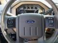 2012 Forest Green Metallic Ford F250 Super Duty Lariat Crew Cab 4x4  photo #14