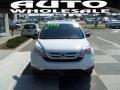 2010 Taffeta White Honda CR-V EX  photo #2