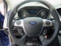 2012 Sonic Blue Metallic Ford Focus SE 5-Door  photo #24