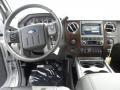 2012 Ingot Silver Metallic Ford F250 Super Duty Lariat Crew Cab 4x4  photo #32