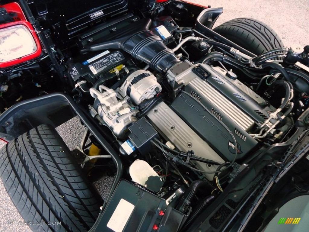 1992 chevrolet corvette convertible 5.7 liter ohv 16-valve ... 2001 corvette engine diagram