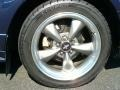 2003 True Blue Metallic Ford Mustang GT Convertible  photo #10