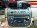 2001 Cadillac DeVille Neutral Shale Interior Controls Photo
