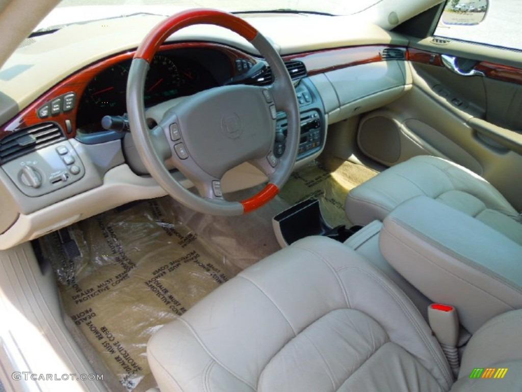 2001 Cadillac Deville Dhs Sedan Interior Color Photos