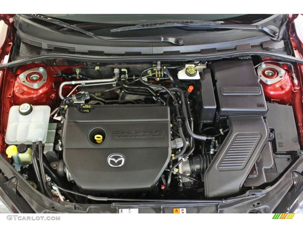 2008 Mazda MAZDA3 S Touring Hatchback Engine Photos