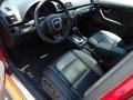 Black Prime Interior Photo for 2008 Audi A4 #67477876
