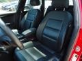 Black Front Seat Photo for 2008 Audi A4 #67477894