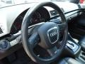 Black Steering Wheel Photo for 2008 Audi A4 #67477921