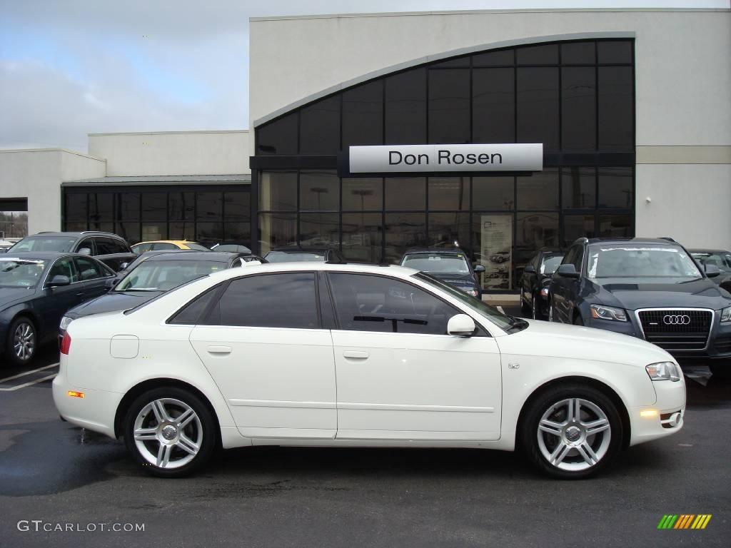 2006 arctic white audi a4 2 0t quattro sedan 6734224 car color galleries. Black Bedroom Furniture Sets. Home Design Ideas