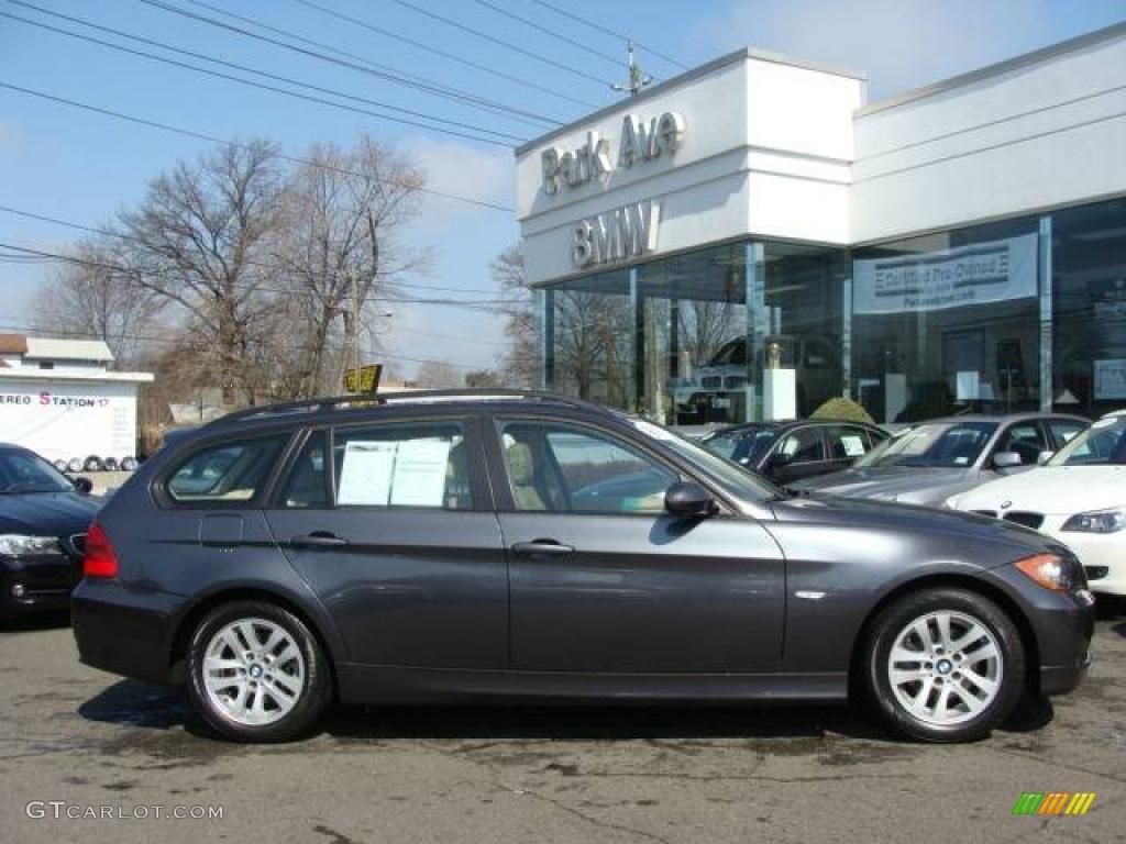 2006 Sparkling Graphite Metallic BMW 3 Series 325xi Wagon #6736827 ...