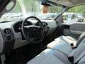 Medium Flint Grey 2005 Ford F150 Interiors