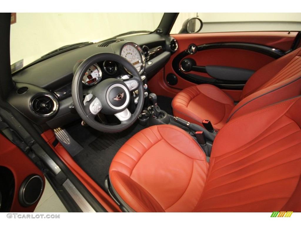 2010 Mini Cooper S Hardtop Interior Photo 67503779