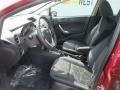 Charcoal Black Interior Photo for 2013 Ford Fiesta #67505204