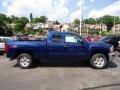 2013 Blue Topaz Metallic Chevrolet Silverado 1500 LT Extended Cab 4x4  photo #5