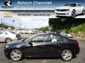 Black Granite Metallic 2012 Chevrolet Cruze Gallery