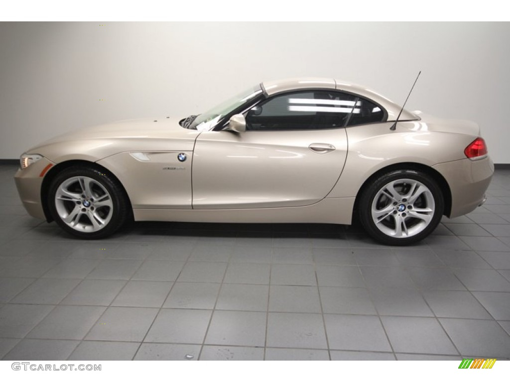 Orion Silver Metallic 2009 Bmw Z4 Sdrive35i Roadster