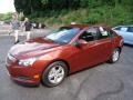Autumn Red Metallic 2012 Chevrolet Cruze Gallery
