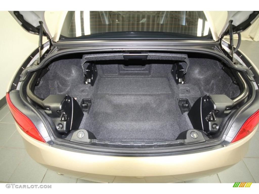 2009 Bmw Z4 Sdrive35i Roadster Trunk Photo 67510739