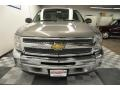 2012 Graystone Metallic Chevrolet Silverado 1500 LT Regular Cab 4x4  photo #4