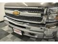 2012 Graystone Metallic Chevrolet Silverado 1500 LT Regular Cab 4x4  photo #5