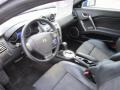GT Black Leather/Black Sport Grip 2008 Hyundai Tiburon Interiors