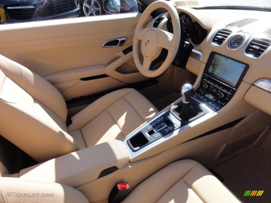 Luxor Beige Interior 2013 Porsche Boxster Standard Boxster Model Photo 67533662