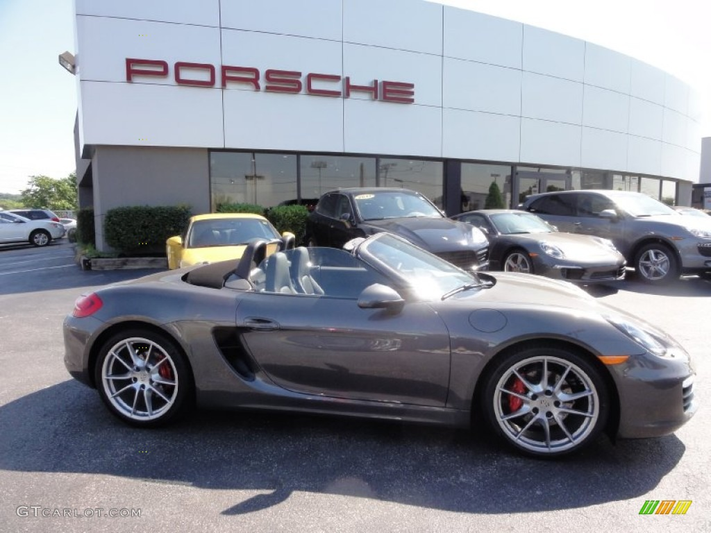 2013 Boxster S Agate Grey Autos Post