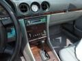 Dashboard of 1987 SL Class 560 SL Roadster