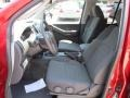 2012 Nissan Xterra Pro 4X Gray/Steel Interior Interior Photo