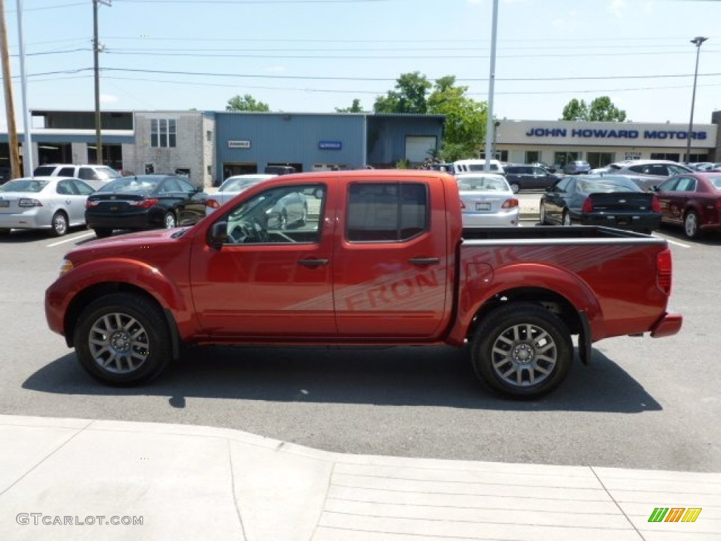 Lava red 2012 nissan frontier sv crew cab 4x4 exterior photo lava red 2012 nissan frontier sv crew cab 4x4 exterior photo 67557651 vanachro Image collections