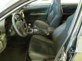 STi Black Alcantara/Carbon Black Interior Photo for 2012 Subaru Impreza #67560384